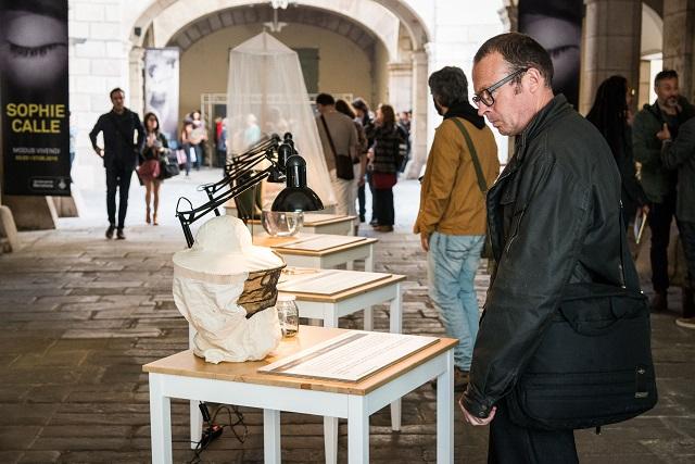 Una de les exposicions del festival a la Virreina | Foto: ICUB / Pep Herrero