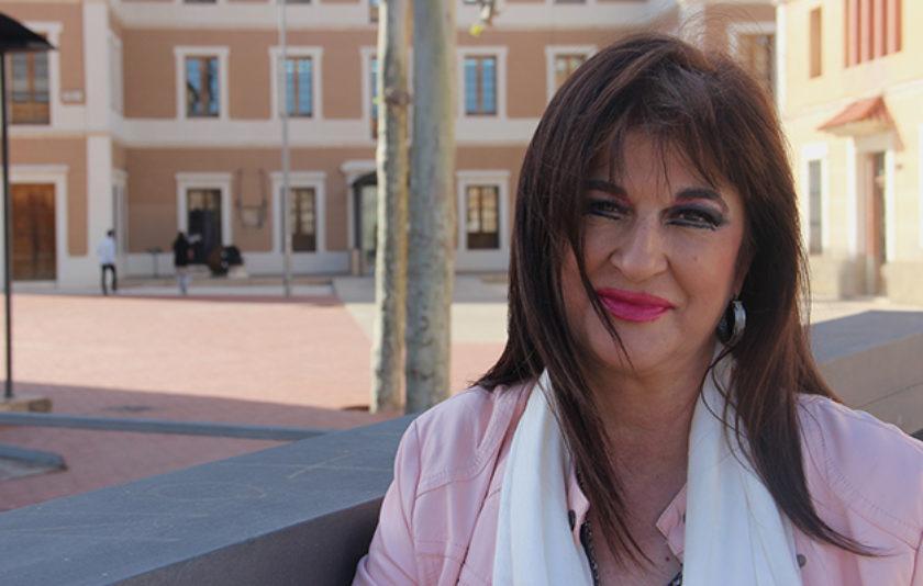 """Joana Serret: """"La Biblioteca és un refugi"""""""