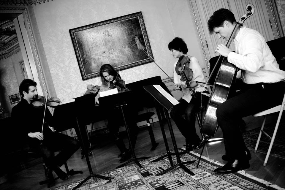 Quartet Gringolts