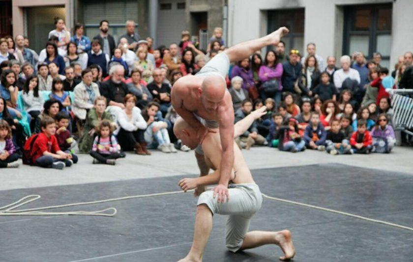 Sismògraf, un festival de dansa i dues ànimes