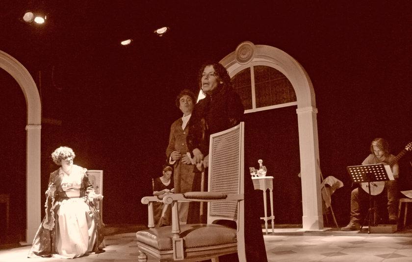 La corona d'espines de Sagarra al Teatre Alegria