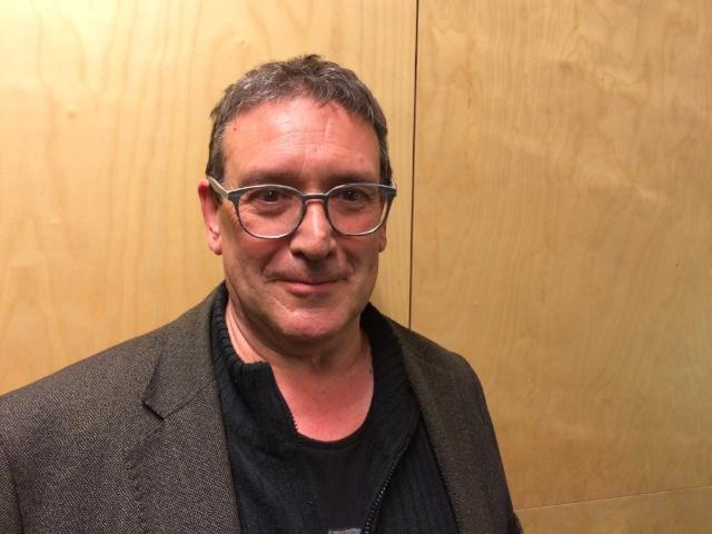 Pep Fargas, director del Festival Lluèrnia d'Olot