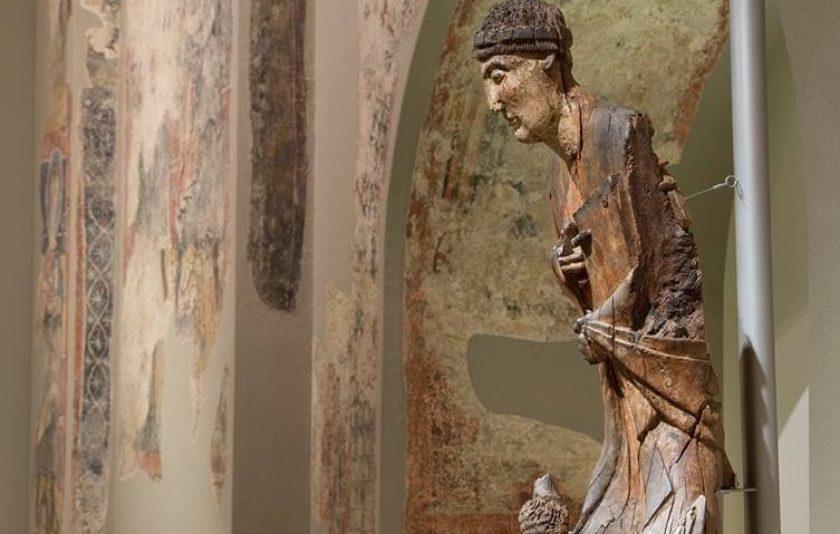 Jo, Joan: una talla medieval recuperada