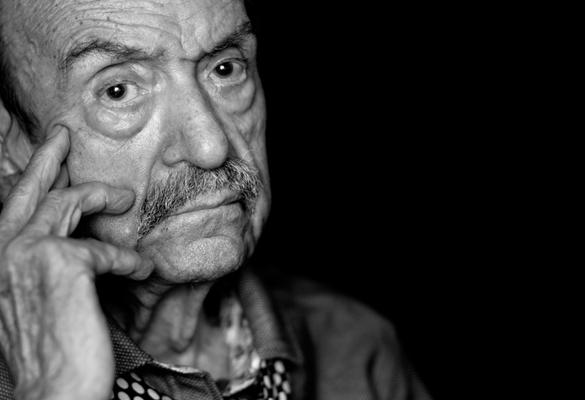 Muñoz Pujol, un dels autors de L'origen de l'oblit | Foto de Joan Tomàs / TNC