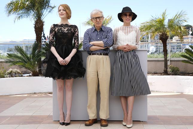 "Woody Allen presenta ""Irrational men"""