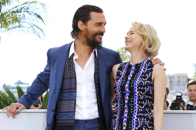 Matthew McConaughey i Naomi Watts