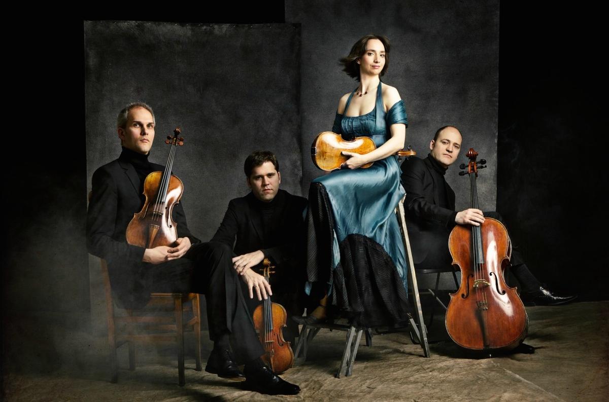 Quartet Casals -Foto: Molina Visuals