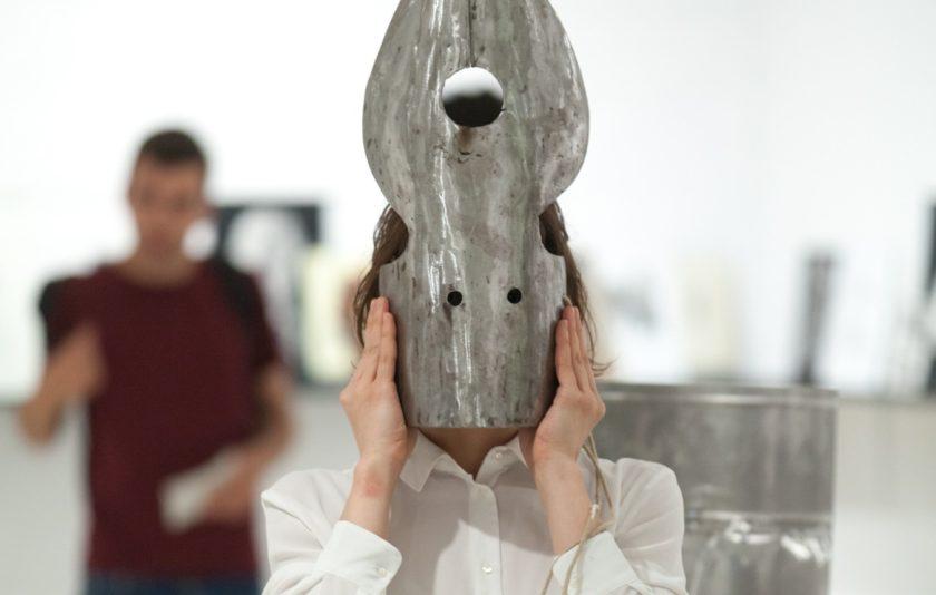 L'ambidexteritat a la Fundació Miró