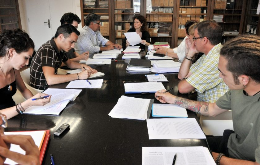 L'escola d'escriptura més gran d'Europa