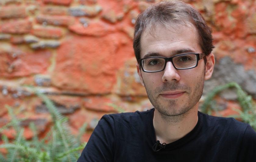 """Gonçal López-Pampló: """"Les editorials es defensen pels llibres que publiquen"""""""