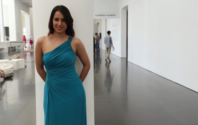 Sara Blanch, 4t premi Viñas