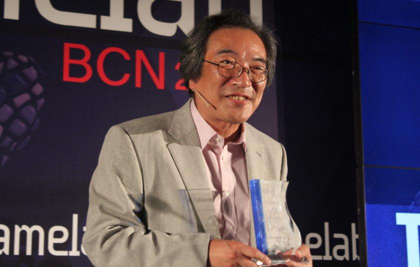 Tori Iwatani, el creador de Pac-Man