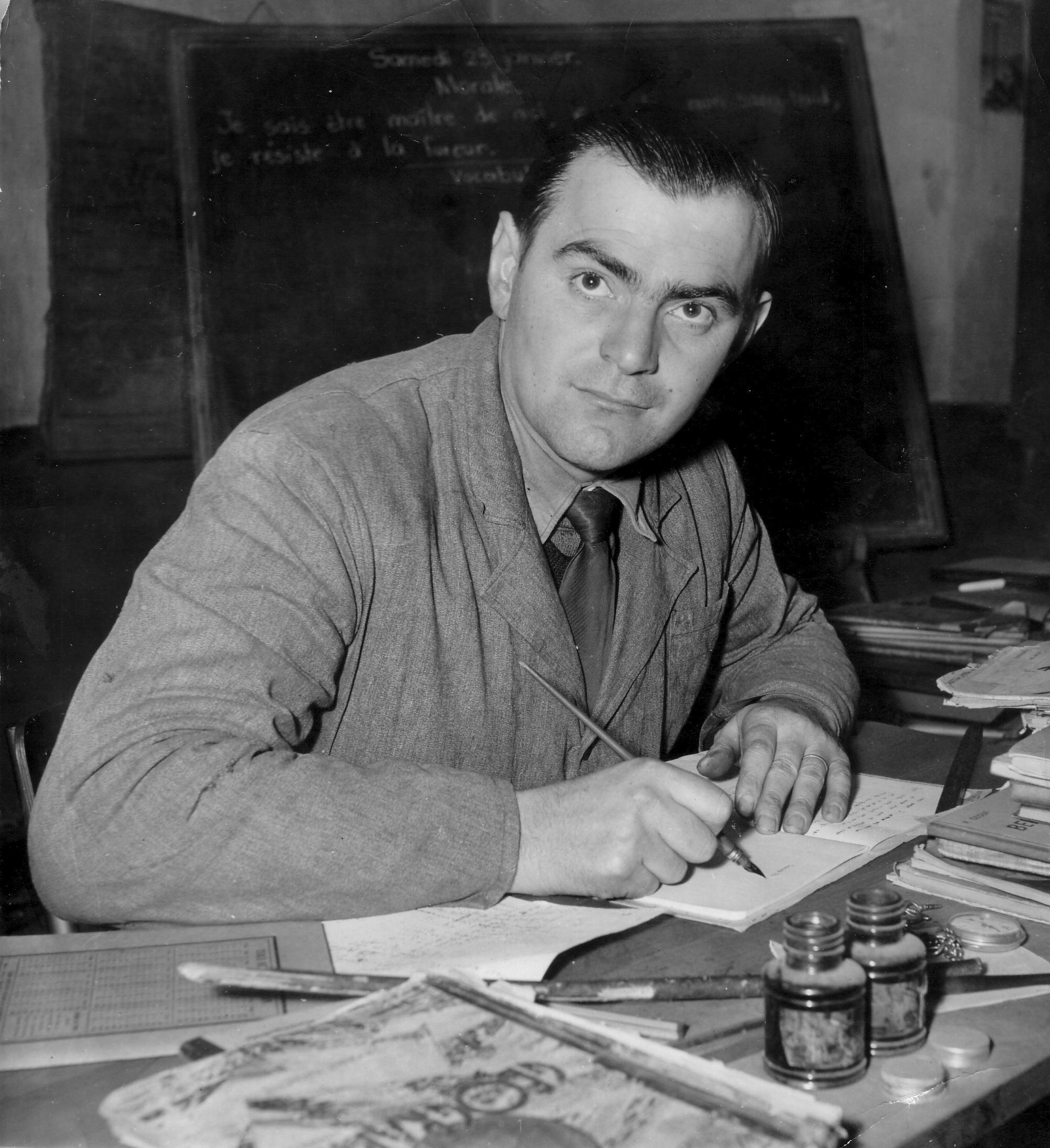 L'escriptor occità Joan Bodon