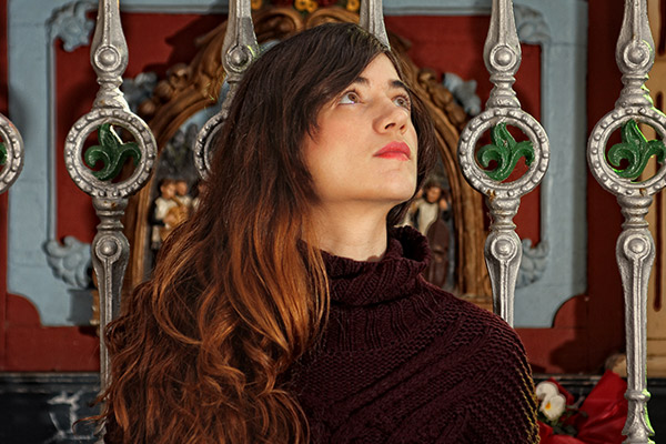 Maria Rodés actuarà al festival Poesia i + de Caldes d'Estrac
