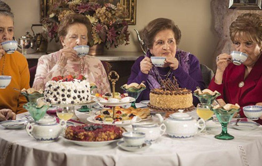 """Tea Time, un documental """"post-tietista"""""""