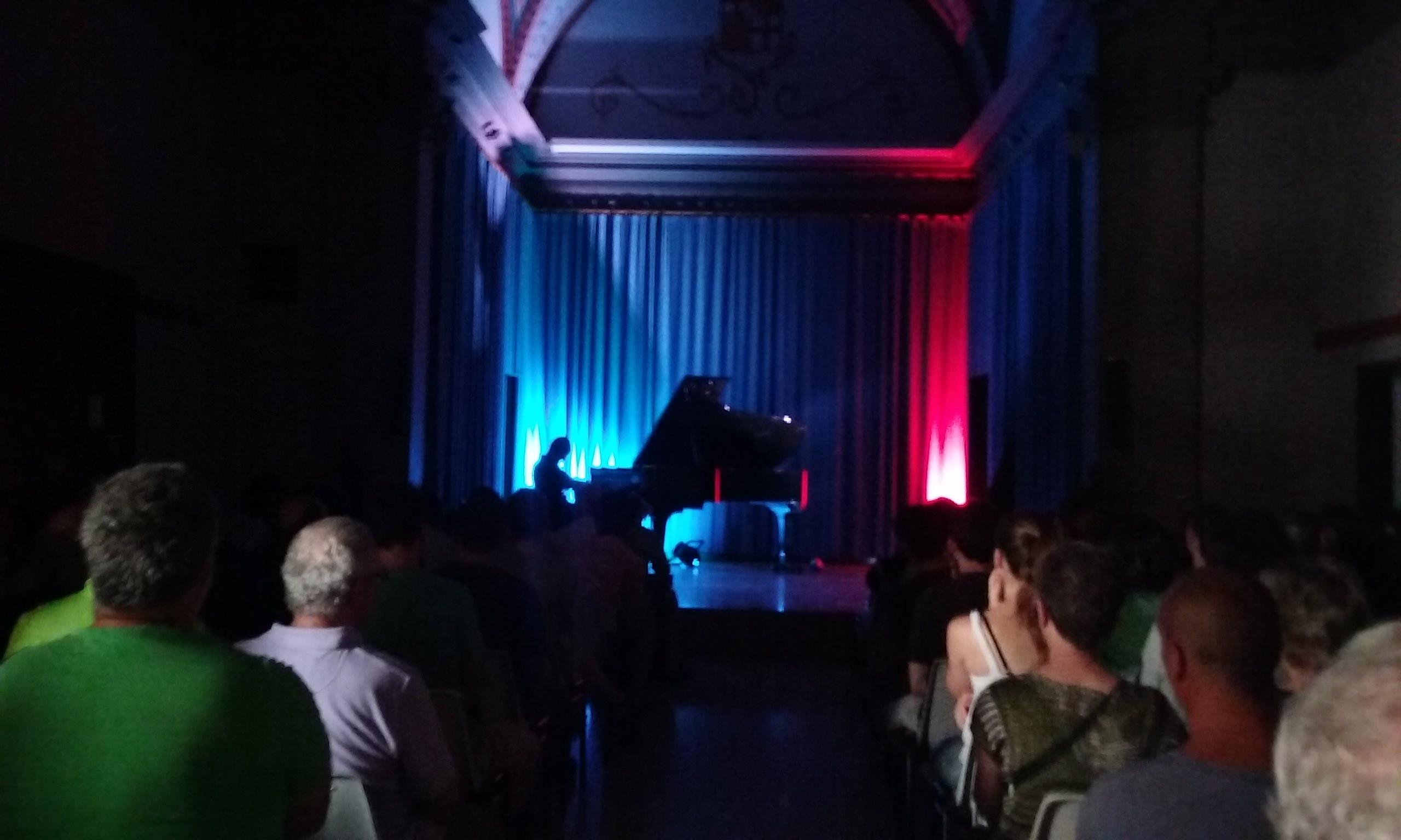 Ex Abrupto. Concert de Marco Mezquida