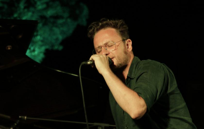 Nit de Poetes a la Fundació Palau