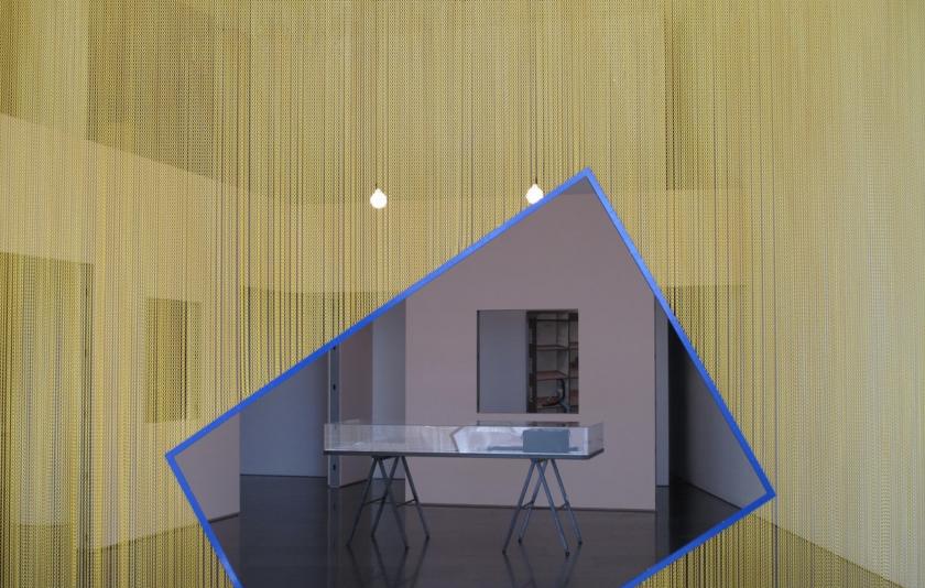 L'espai d'exposició, l'espai de vida