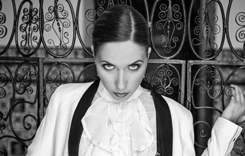 """Rocío Márquez: """"El flamenc no és un art museístic que no volem tocar perquè no es trenqui"""""""