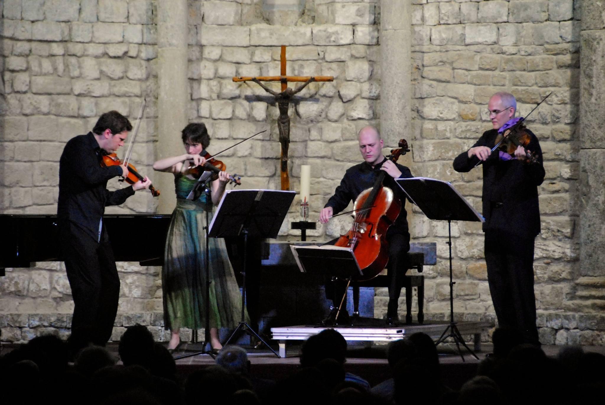 El Quartet Casals a Vilabertran