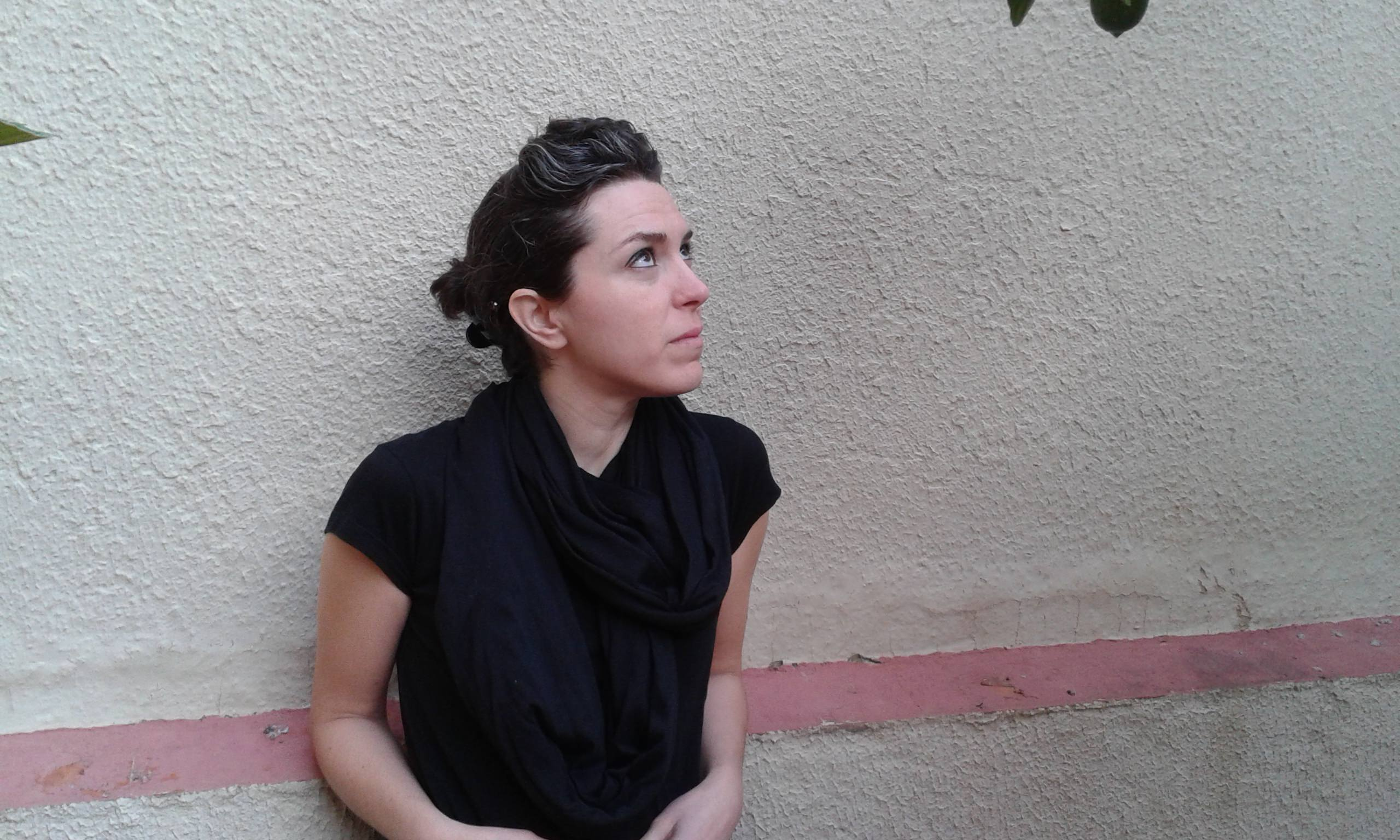 June Serrano, autora de 'Senyores i senyors'
