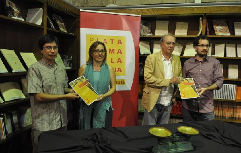 Un difícil joc d'equilibris entre el català i l'estat espanyol