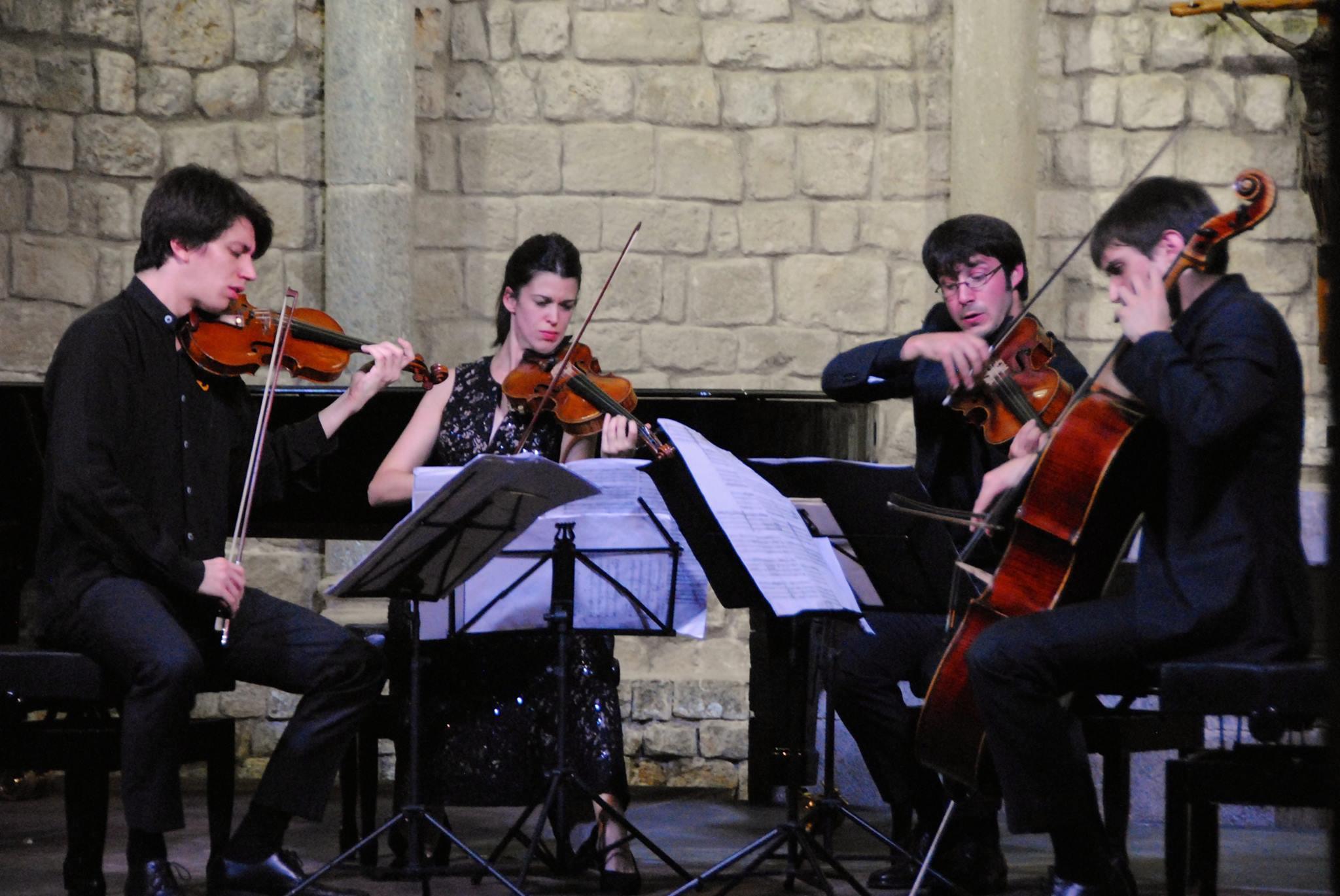 El Quartet Gerhard