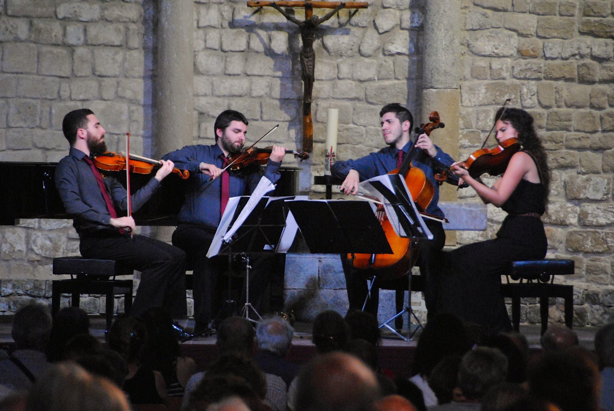 El Quartet Klimt