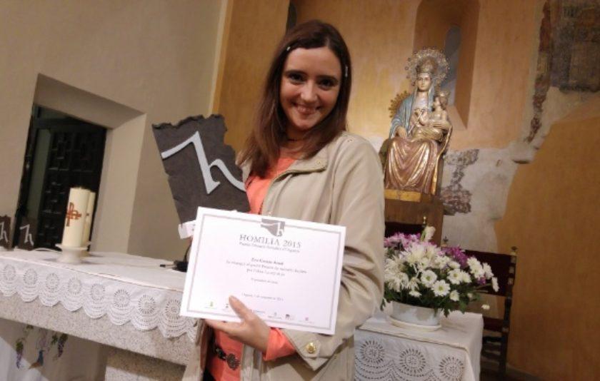 Eva Comas Arnal guanya el Premi Pirineu de Narració Literària