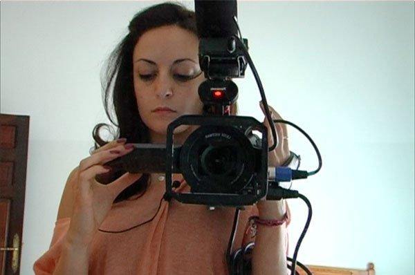 Sara Ishaq, directora del documental 'La casa de la Morera'