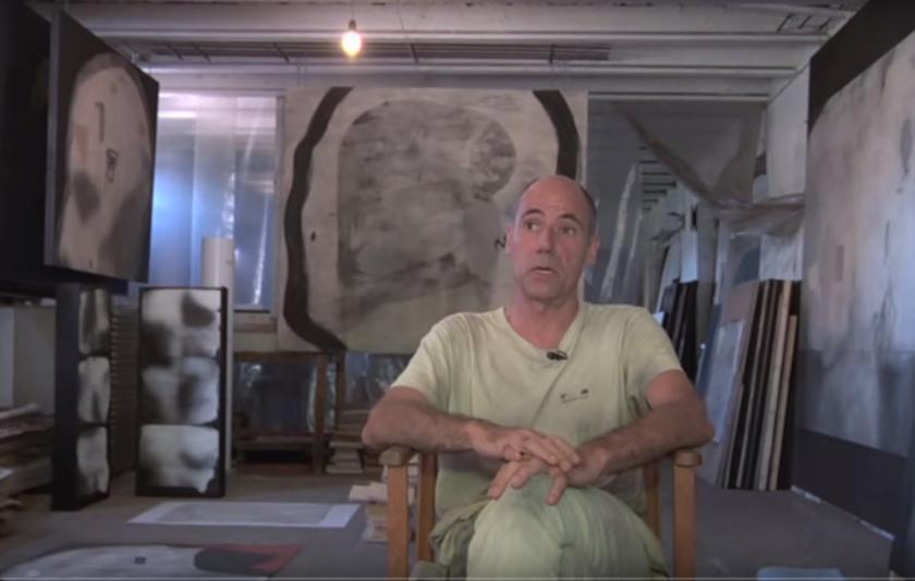 """Jordi Isern: """"La pintura comença quan s'acaben les paraules"""""""