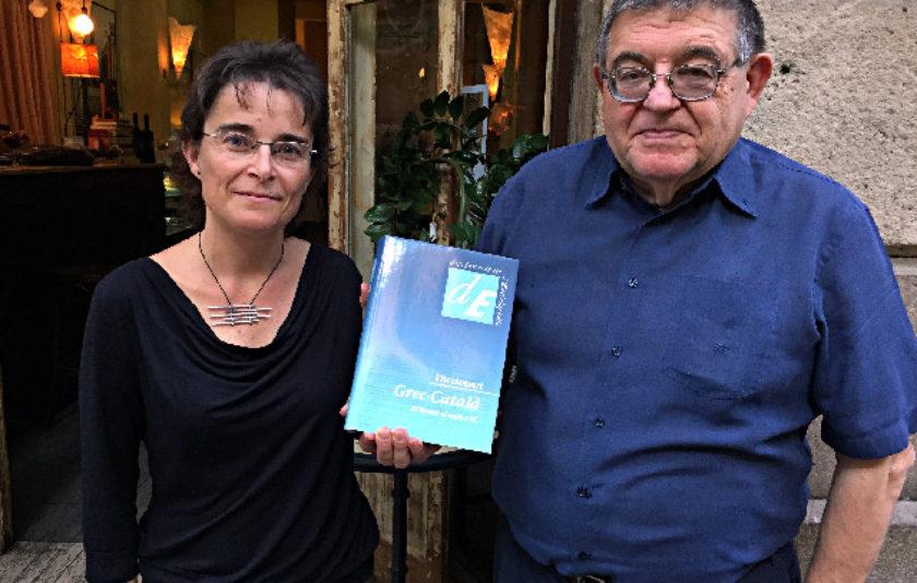 """Joan Alberich: """"Sempre hi haurà guillats pel grec"""""""