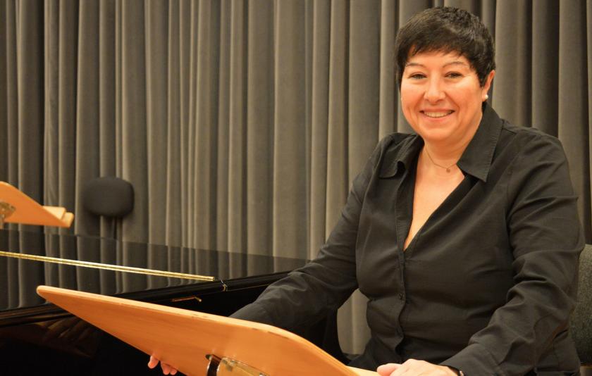 Conxita Garcia, nova directora del Cor del Liceu
