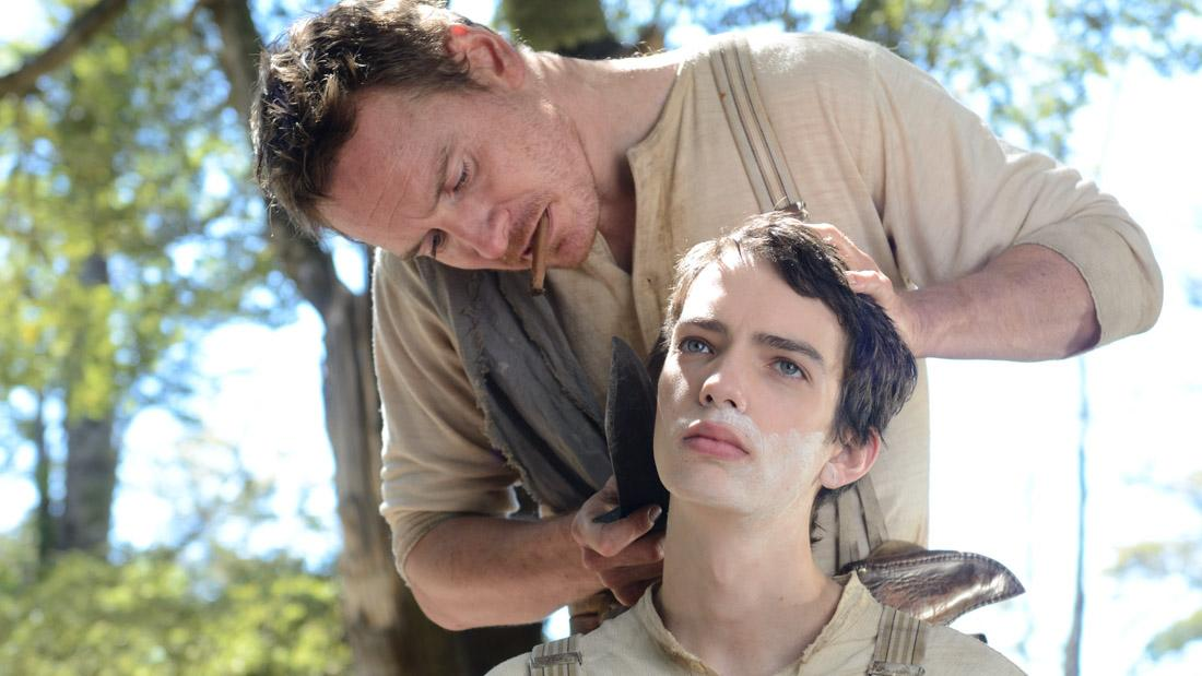 Un fotograma de Slow West