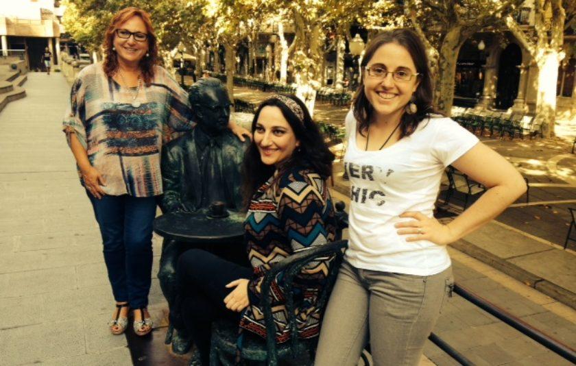 Tres veus de dona en català, eusquera i gallec