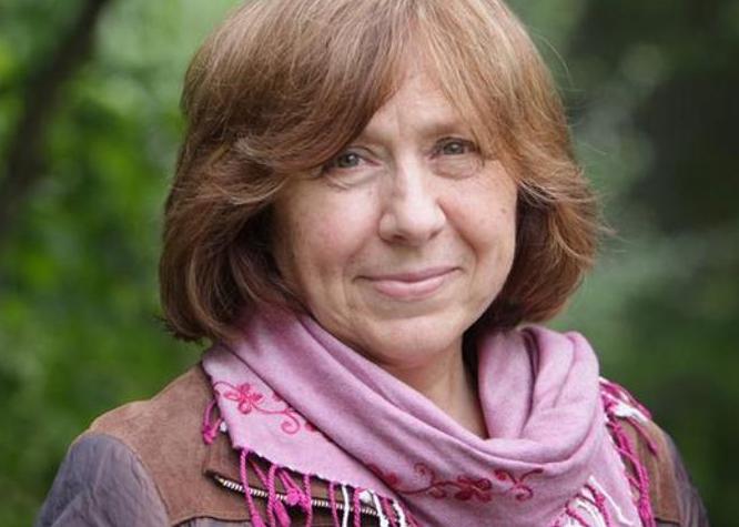 Svetlana Aleksiévitx   Acantilado