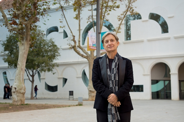 Judith Butler al CCCB   Font: CCCB, Miquel Taverna, 2015
