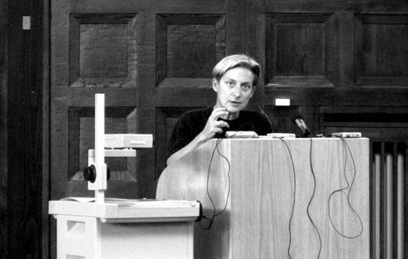 Judith Butler, última convidada al D.O. Europa