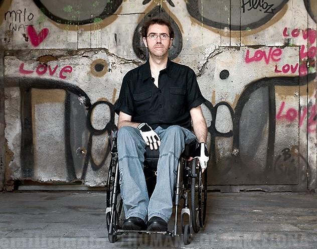 "Agus Prats. Foto: Enric Mestres ""Humans of Barcelona"""