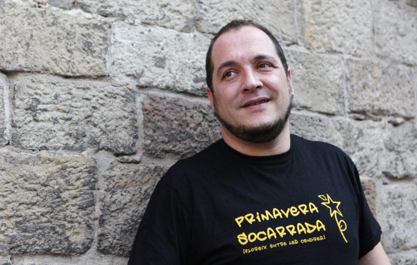 """David Fernàndez: """"Si voleu les vostres pensions, feu-vos anticapitalistes"""""""