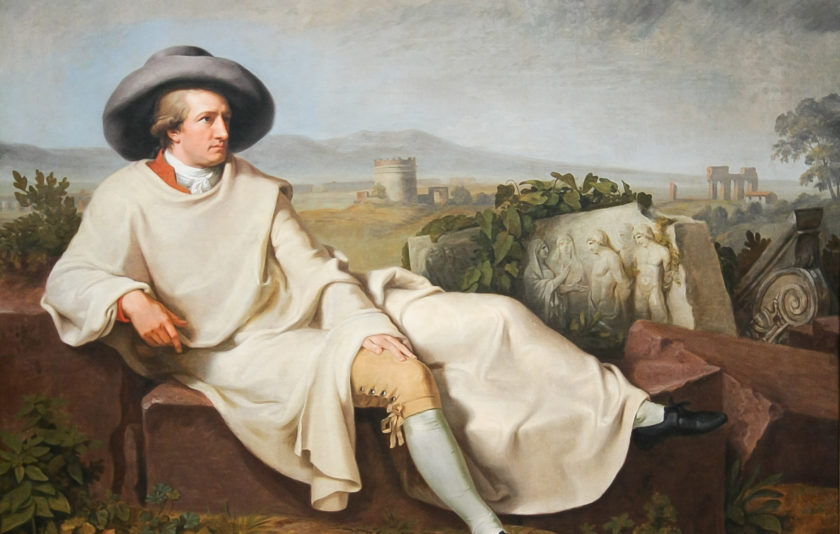 Bettine, un amor de Goethe