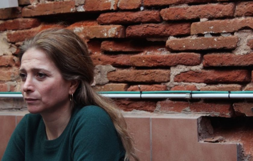 Samar Yazbec. Una frontera per tornar a Síria