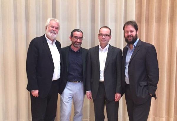 Moral, Martinez-Castignani, Gassmann i Kynoch