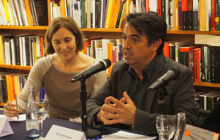 """Martí Domínguez: """"La sega és un llibre que mai m'hauria imaginat d'escriure"""""""