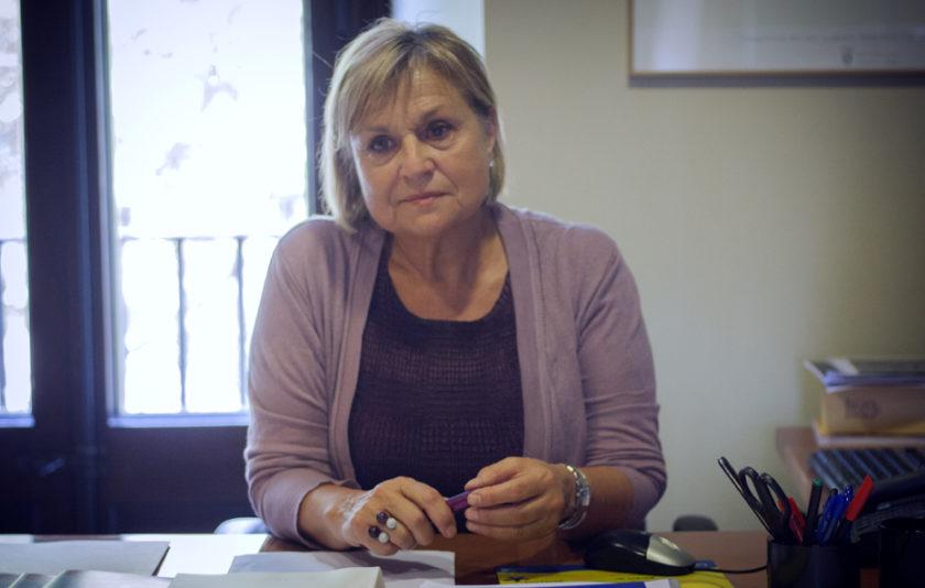 """Teresa Cabré: """"La llengua és un organisme viu"""""""