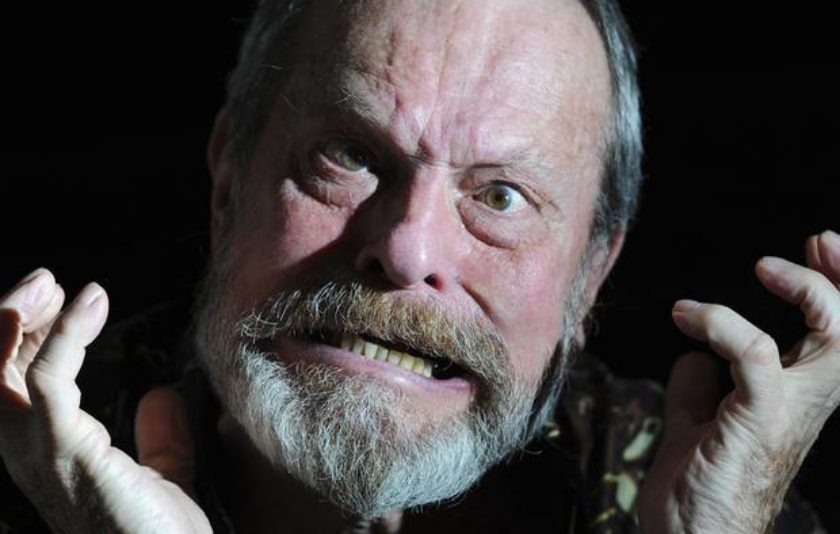 "Terry Gilliam: ""Us convido a imaginar"""
