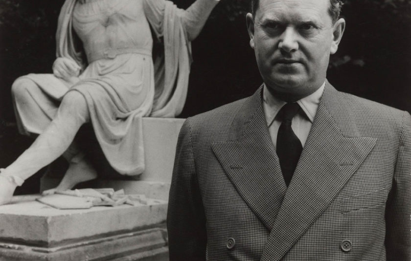 La sàtira d'Evelyn Waugh