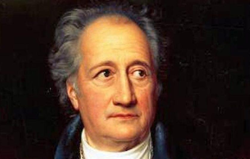 Una noia escriu a Goethe