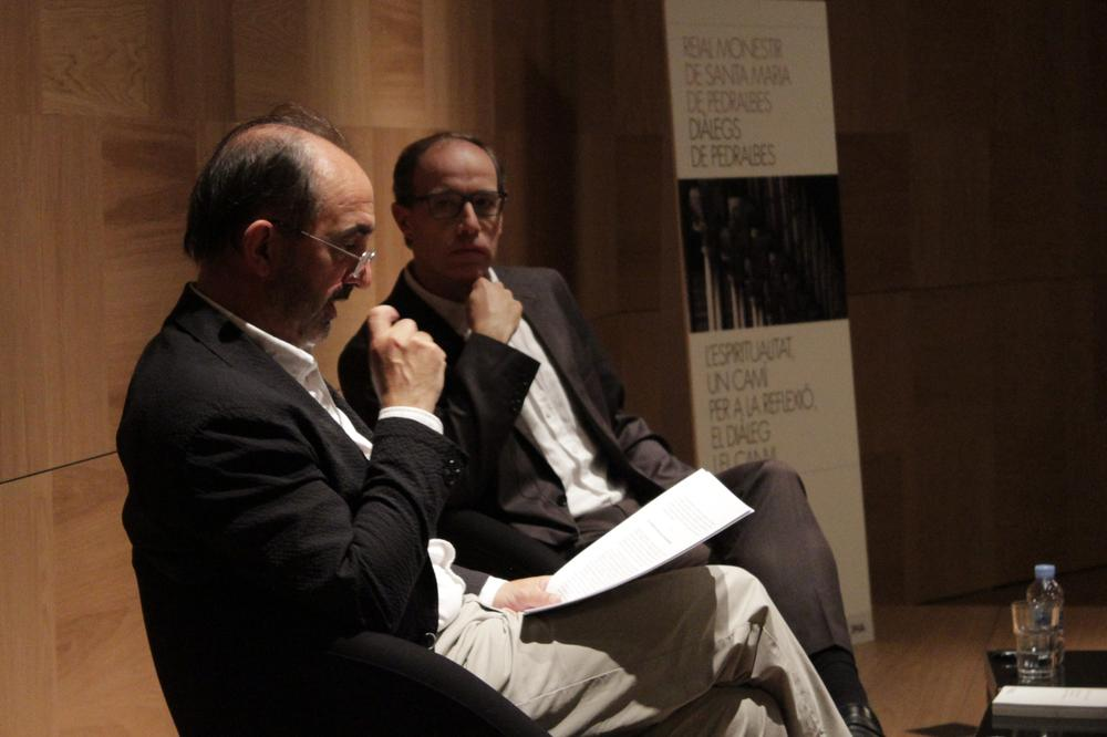 Daniel Innerarity i Francesc Torralba