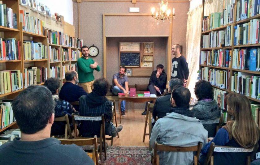 Complicitats: Jaume C. Pons Alorda i Pau Gener